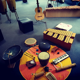 by Zoja Klinar - Artistic Objects Musical Instruments