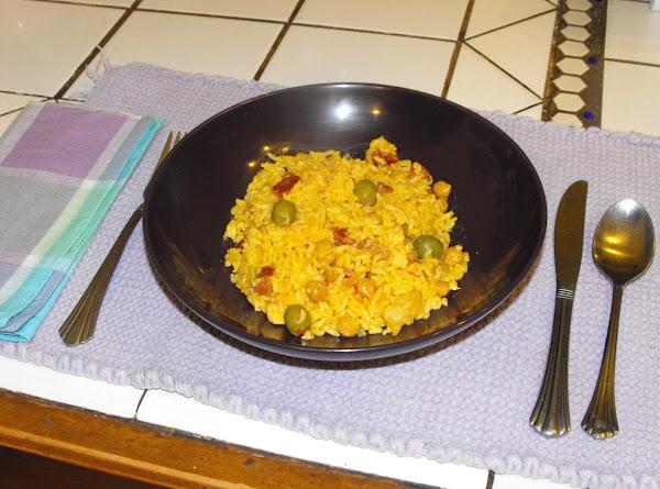 Arroz A La Valenciana De Milagros Recipe