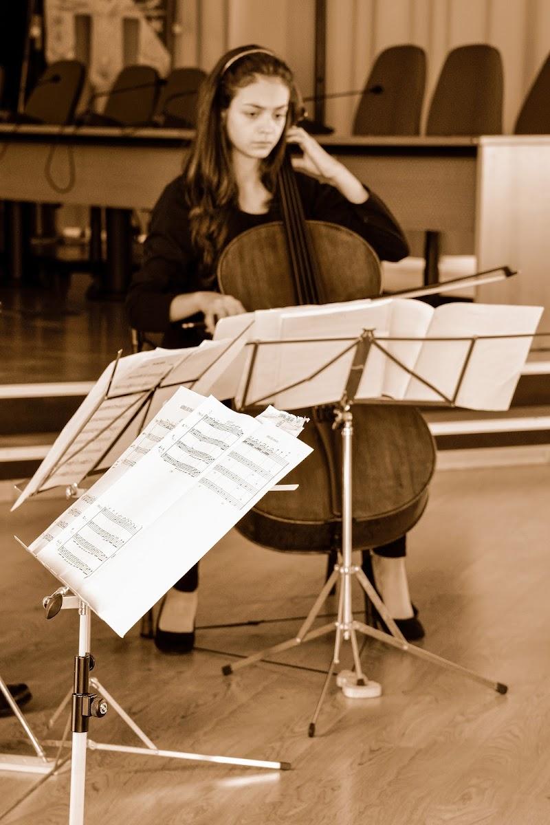 Dove c'è musica... di Doriana Frau