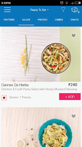 InnerChef: Food Desserts
