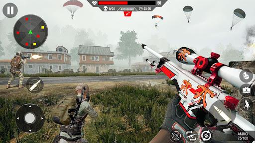 Commando Shooting Games 2020 - Cover Fire Action 1.17 screenshots 7
