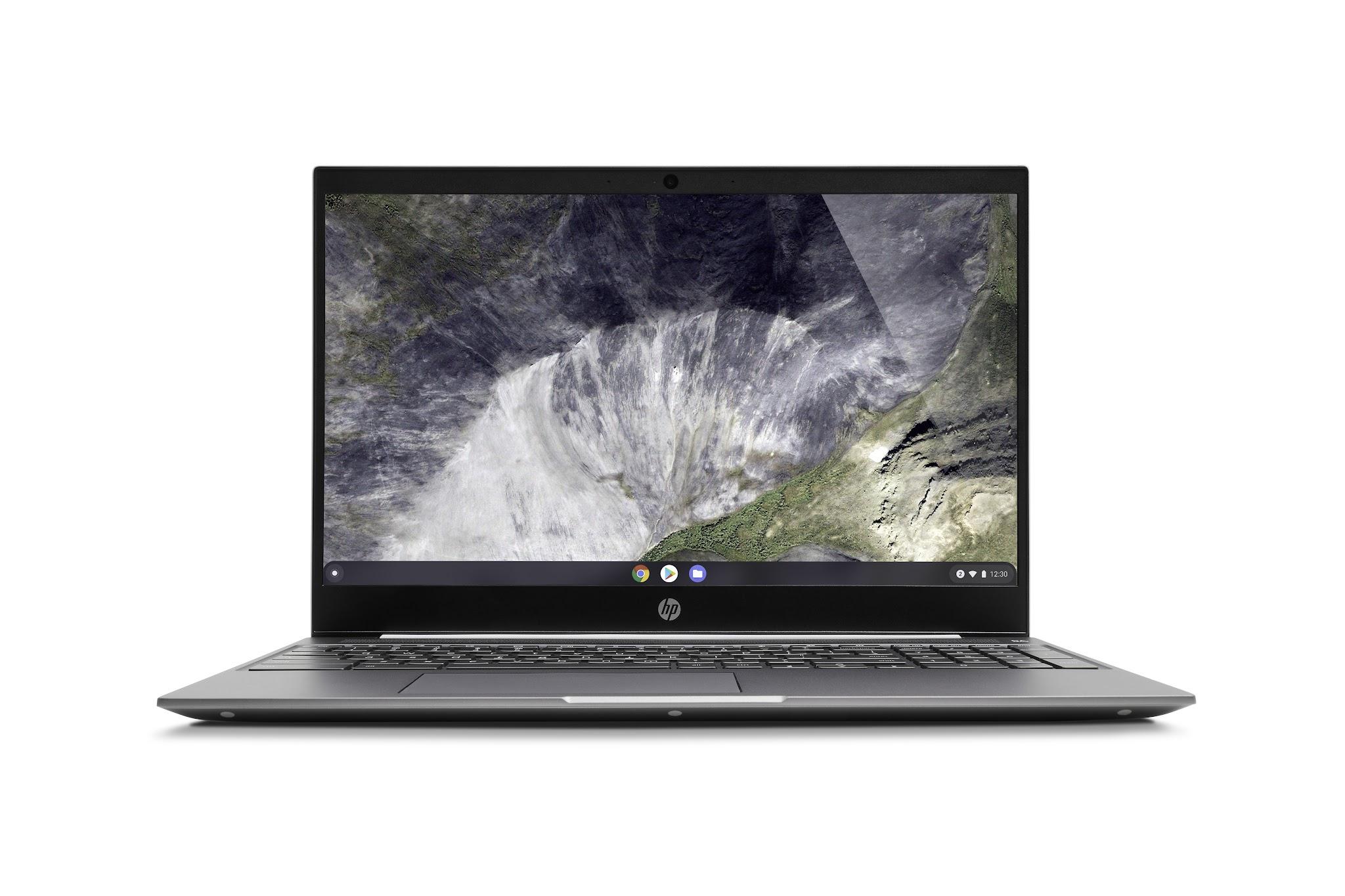 HP Chromebook 15 - photo 1
