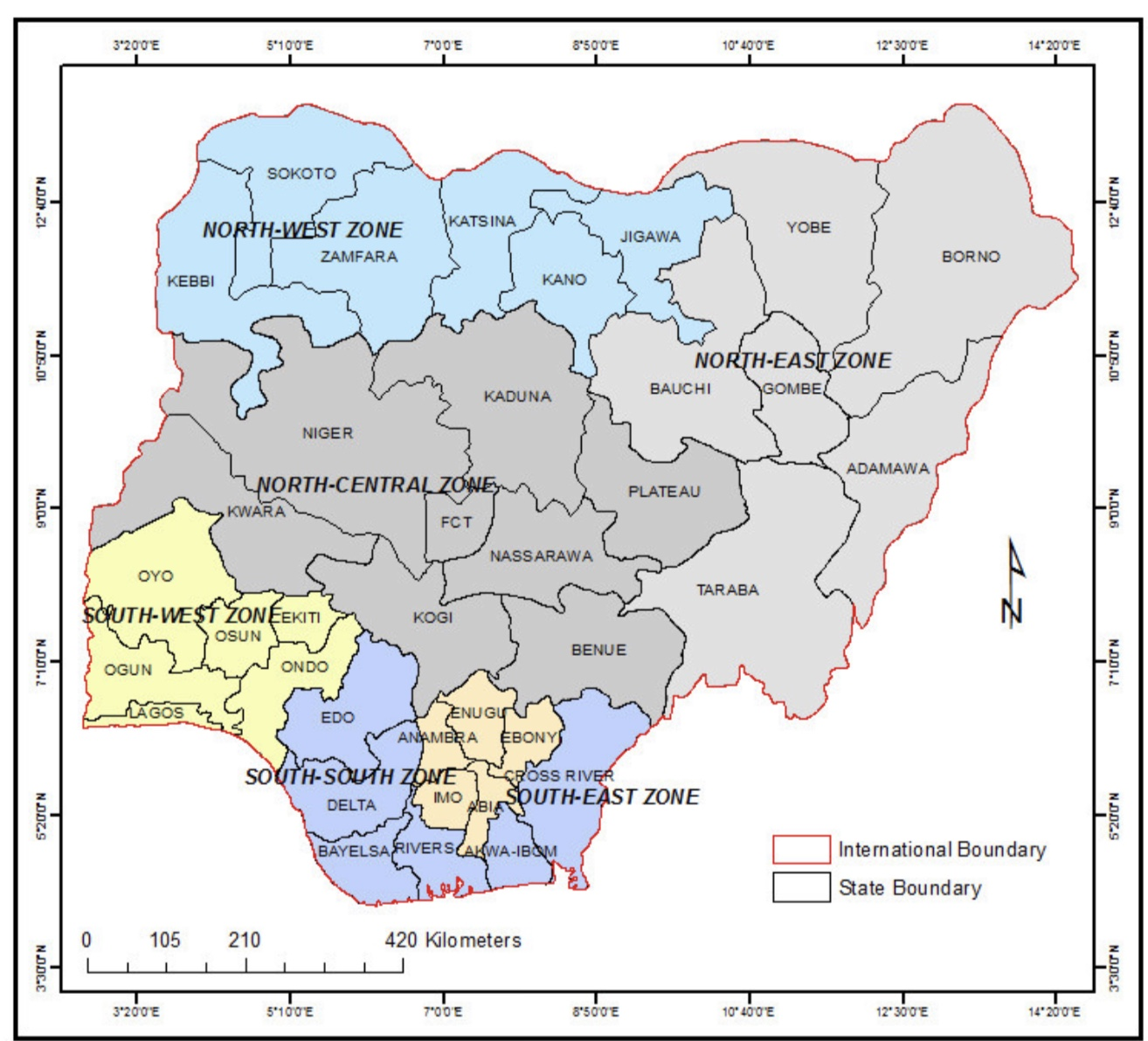 tap water in nigeria