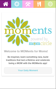 MOMents for Moms- screenshot thumbnail