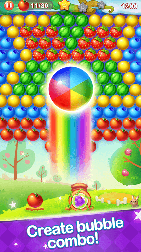 Bubble Fruit  screenshots 1