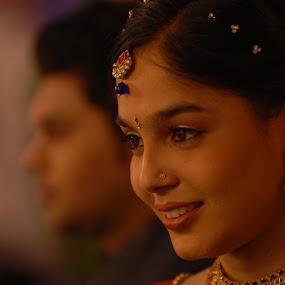 by Rahul Kini - Wedding Bride