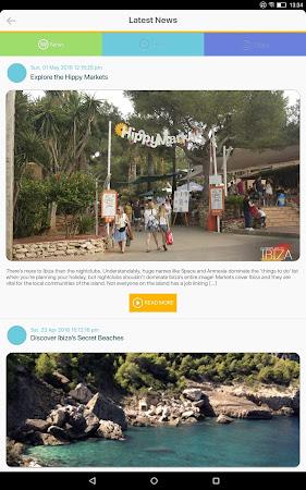 Clubbers App to Ibiza 3.6 screenshot 2092564