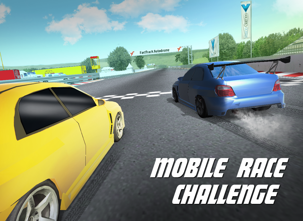 fast track racing race car 3d android apps on google play. Black Bedroom Furniture Sets. Home Design Ideas