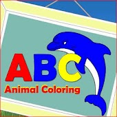 ABC Animal Coloring