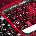 Pink Glow GO Keyboard