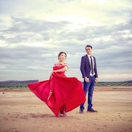 by Nalson Chong - Wedding Bride & Groom ( bride, prewedding, photographer, wedding, portrait, photography )