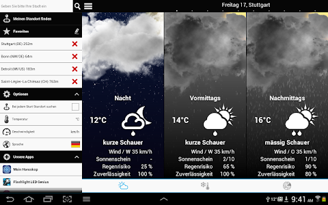 Weather for Germany v1.21