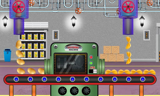 Potato Chips Factory Games - Delicious Food Maker 1.0.13 screenshots 15