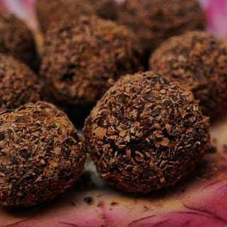 Scotch Lover's Chocolate Truffles.
