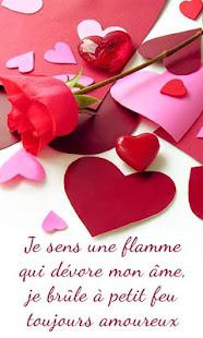 Mensajes De Amor En Francés Tarjetas Románticas Apps En