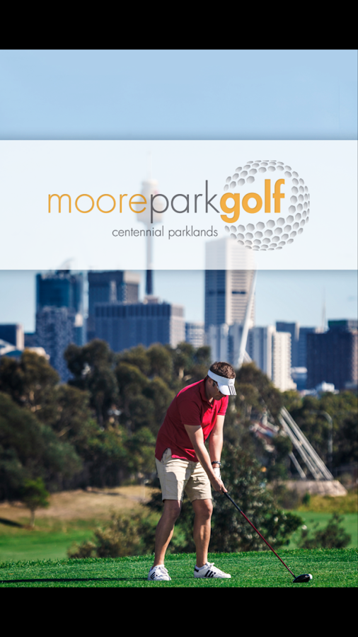 Moore Park Golf- screenshot