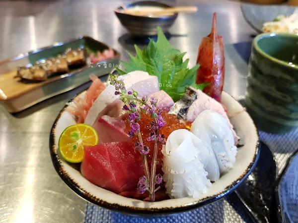 八十八丼 日本料理潮丼飯~河堤質感餐廳推薦!