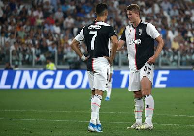 Matthijs de Ligt verlaat mogelijks Juventus op het einde van het seizoen