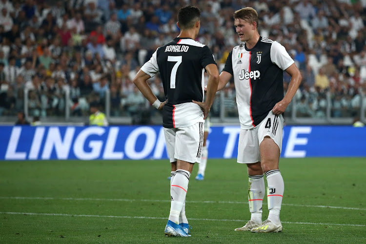🎥 Juventus wint de derby: hoofdrol voor bekritiseerde de Ligt