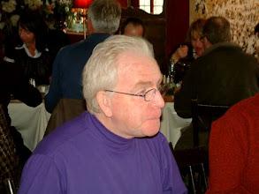 Photo: Hermel Bruneau, ex-président, présent à l'occasion lors de sorties