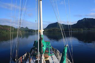 Photo: Maroe Bay,Huahine