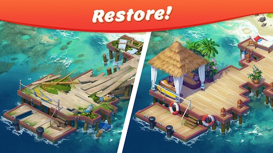 Tropical Forest Mod Apk 2.14.1 (Free Shopping) 1