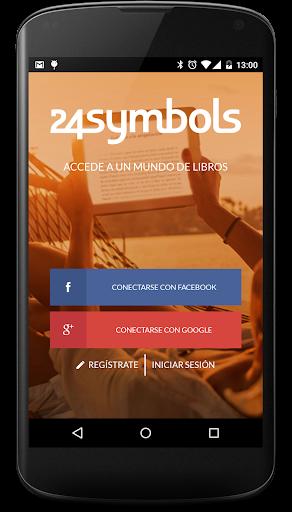 24symbols - Libros online