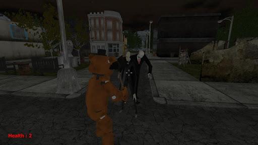 Slenderman VS Freddy The Fazbear 1.0.2 screenshots 6