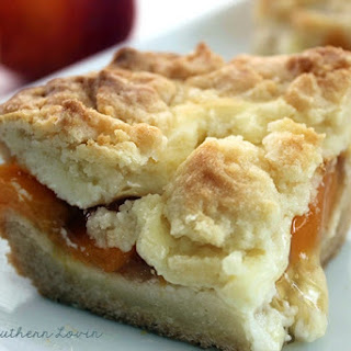 Peaches & Cream Bars