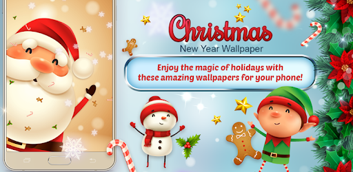 Christmas New Year Wallpaper Apps On Google Play