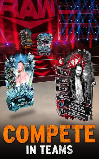 WWE SuperCard u2013 Multiplayer Card Battle Game apktram screenshots 11