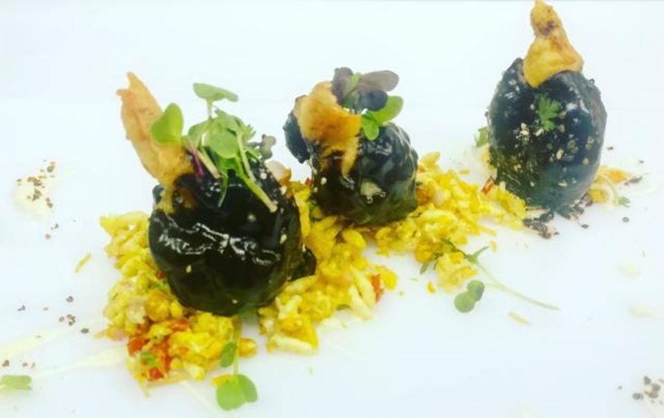 prawn chocolate tempura molecule_image