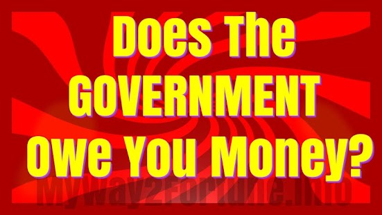 Does  Government Owe You Money- screenshot thumbnail