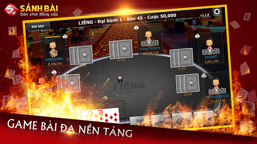 Su1ea2NH Bu00c0I - Game bai, danh bai 3.0.3 screenshots 7