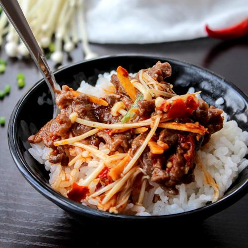 10 best enoki mushrooms stir fry recipes forumfinder Choice Image