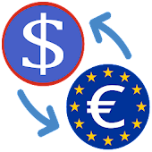US Dollar to Euro / USD to EUR Converter