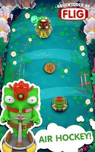Adventures of Flig - Airhockey screenshot 2