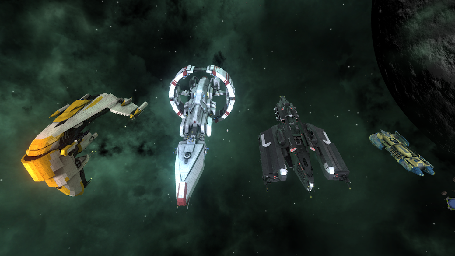 Avorion Ship Designs eve online ship recreations - avorion