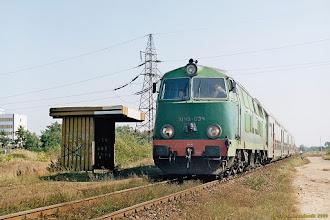 Photo: SU45-034, Sierpc - Toruń Główny {Grębocin; 2003-09-19}