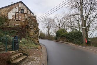 Photo: Vers l'ancien Château-fort de Dalhem