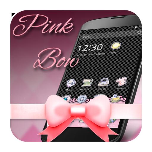 Pink Bow Kitty Theme