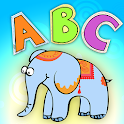 Zoo Alphabet for kids icon