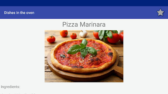 Download Dishes in the oven Recipes! Free! For PC Windows and Mac apk screenshot 16
