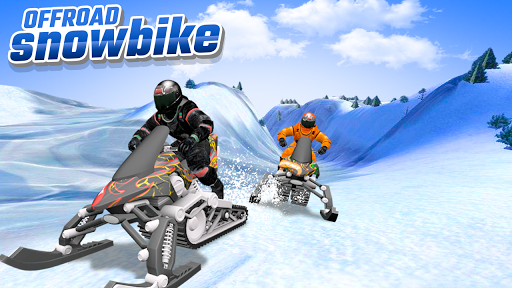 OffRoad Snow Bike 1.0 screenshots 4