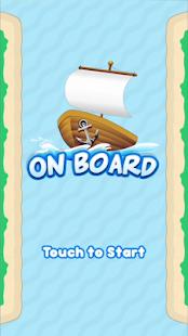 On Board Mobile Screenshot