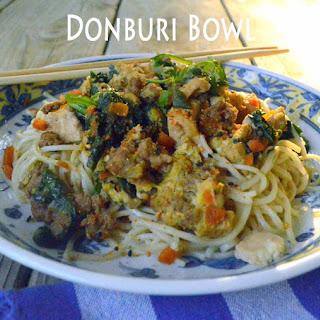 Donburi Bowl or Fast Friday.