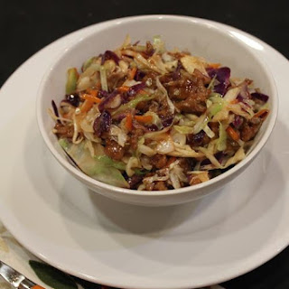 Easy Cabbage Stir Fry.
