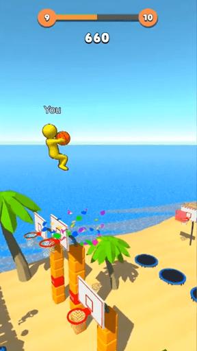 Guide For Jump Dunk 3D screenshot 4