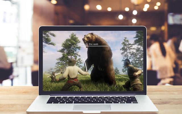 Amazon New World HD Wallpapers Game Theme