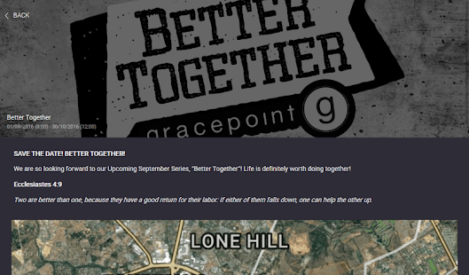 Gracepoint South Africa- screenshot thumbnail